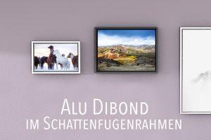 0432 Alu Dibond Rahmen